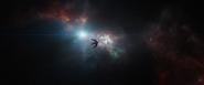 AEG-ShipFlyingInSpace