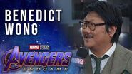 Benedict Wong's Marvel Journey LIVE at the Avengers Endgame Premiere