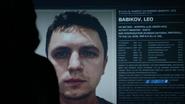 Leo Babikov (S.H.I.E.L.D. Suspect CX Dossier)