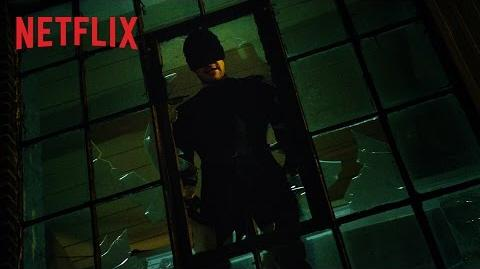 Marvel's Daredevil - Teaser Trailer - Netflix HD