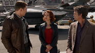 Rogers Natasha y Bruce - Avengers