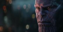 Thanos descubre la presencia de los Guardianes