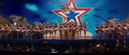 Captain America USO Tour - New York City (1943)