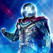 Mysterio Far From Home Promotional