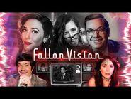 FallonVision with Elizabeth Olsen ft