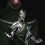 Loki concept art