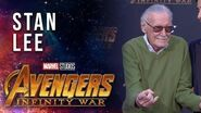 Stan Lee Live at the Avengers Infinity War Premiere