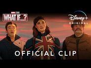 """Steve"" Official Clip - Marvel Studios' What If…? - Disney+"