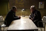 Malick discute con Coulson acerca de los últimos acontecimientos