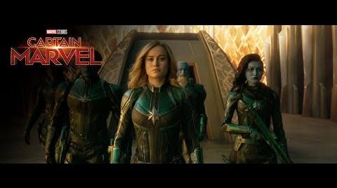 "Marvel Studios' Captain Marvel ""Witness"" TV Spot"
