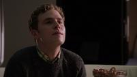 Fitz hablando con Ward