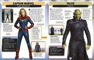 MSCE Captain Marvel and Talos