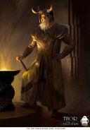 Odin concept by Michael Kutsche