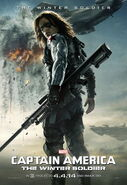 The Winter Soldier-poster