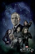 Agents of SHIELD NYCC Poster