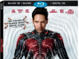 Ant-Man (film)/Home Video