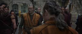 Kaecilius y los Fanáticos atrapados