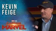Kevin Feige on Stan Lee and bringing Captain Marvel to the MCU! Red Carpet Premiere