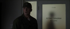 Rogers en la oficina de Carter