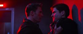 Rogers confronta a Zemo