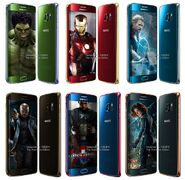Samsung Galaxy S6 - Avengers Edition