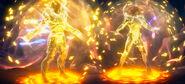 Erik Killmonger and Gamora-Protection Spell2