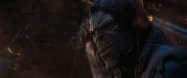 Glaive durante el ataque a Thor