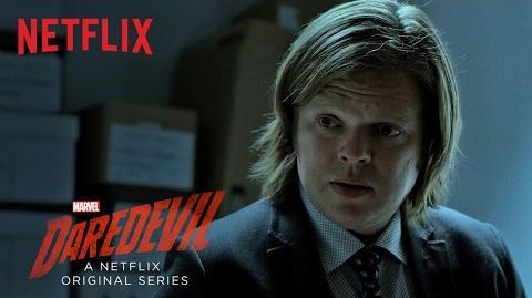 Marvel's Daredevil Foggy Nelson HD Netflix