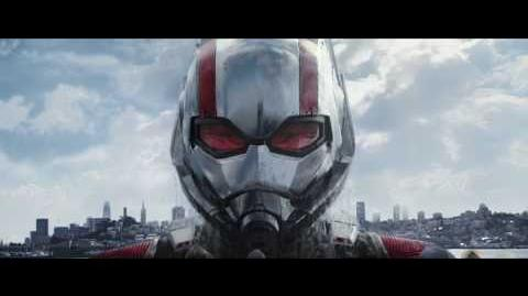 Marvel Studios' Ant-Man and The Wasp Universe TV Spot