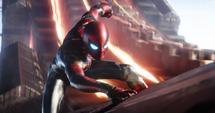 Parker como la Araña de Hierro