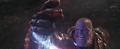 Thanos a punto de chasquear los dedos - AE