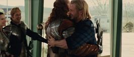 Thor se reencuentra con los Tres Guerreros