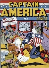 Capitán América (cómic)