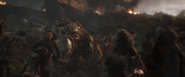 Hawkeye Battle of Earth 1