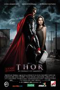 Thor italian poster