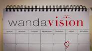 WandaVision The Office Intro