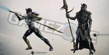 Avengers Infinity War - Promo Orden Negra