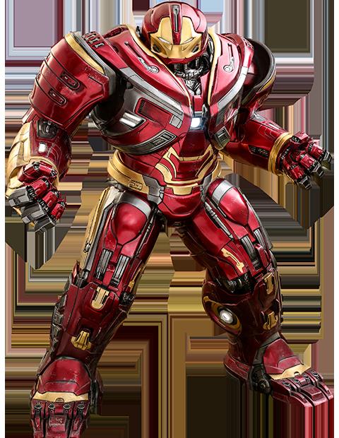 Броня Железного человека: Mark XLVIII