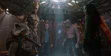 Quill consigue unir a los Guardianes