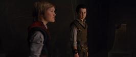 Thor joven menciona querer acabar con enemigos
