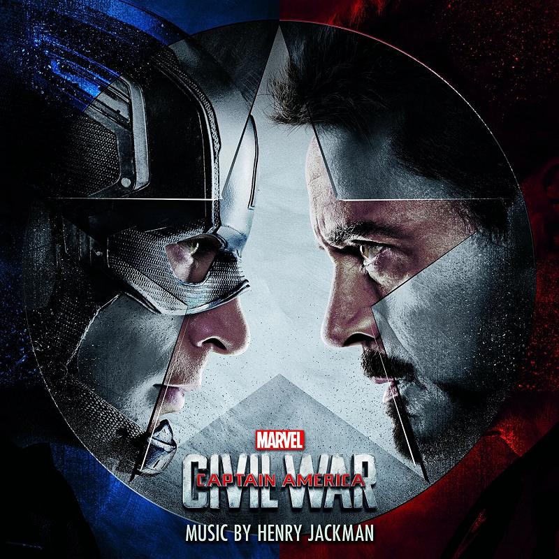 Captain America: Civil War/Banda sonora
