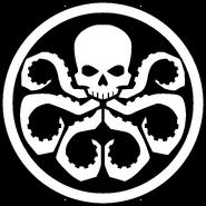 Logo alternativo de HYDRA