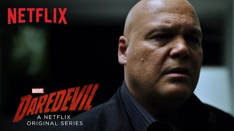 Marvel's Daredevil Wilson Fisk HD Netflix