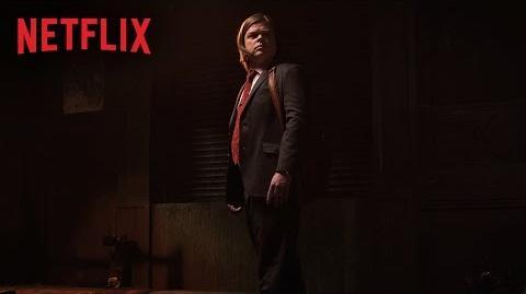 Marvel - Daredevil – Material gráfico de personaje – Foggy Nelson – Netflix HD