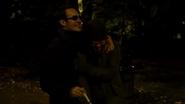 Murdock y Nelson riendo