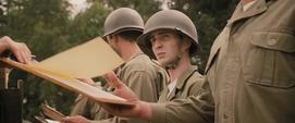 Steve como soldado