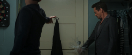 Peter Parker tras detener a Stark
