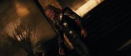 Thor luego de tirar la mesa