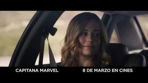Capitana Marvel Anuncio 'Qué la convierte en una heroína' HD