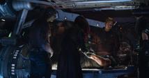 Los Guardianes encuentran a Thor